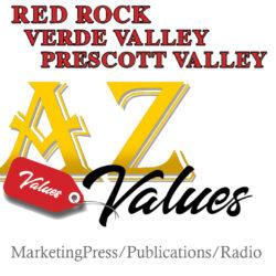 AZ Values - MarketingPress Publications Radio